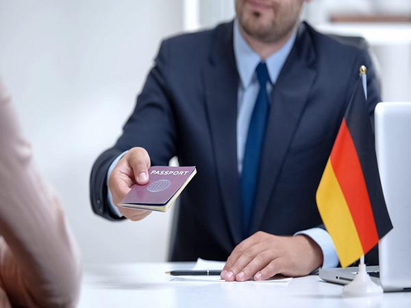 اقامت کاری آلمان