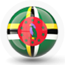 پرچم دومینیکا