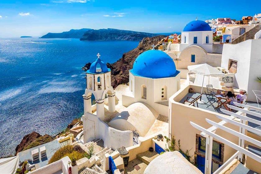 اخذ اقامت یونان از طریق تمکن مالی (FIP)